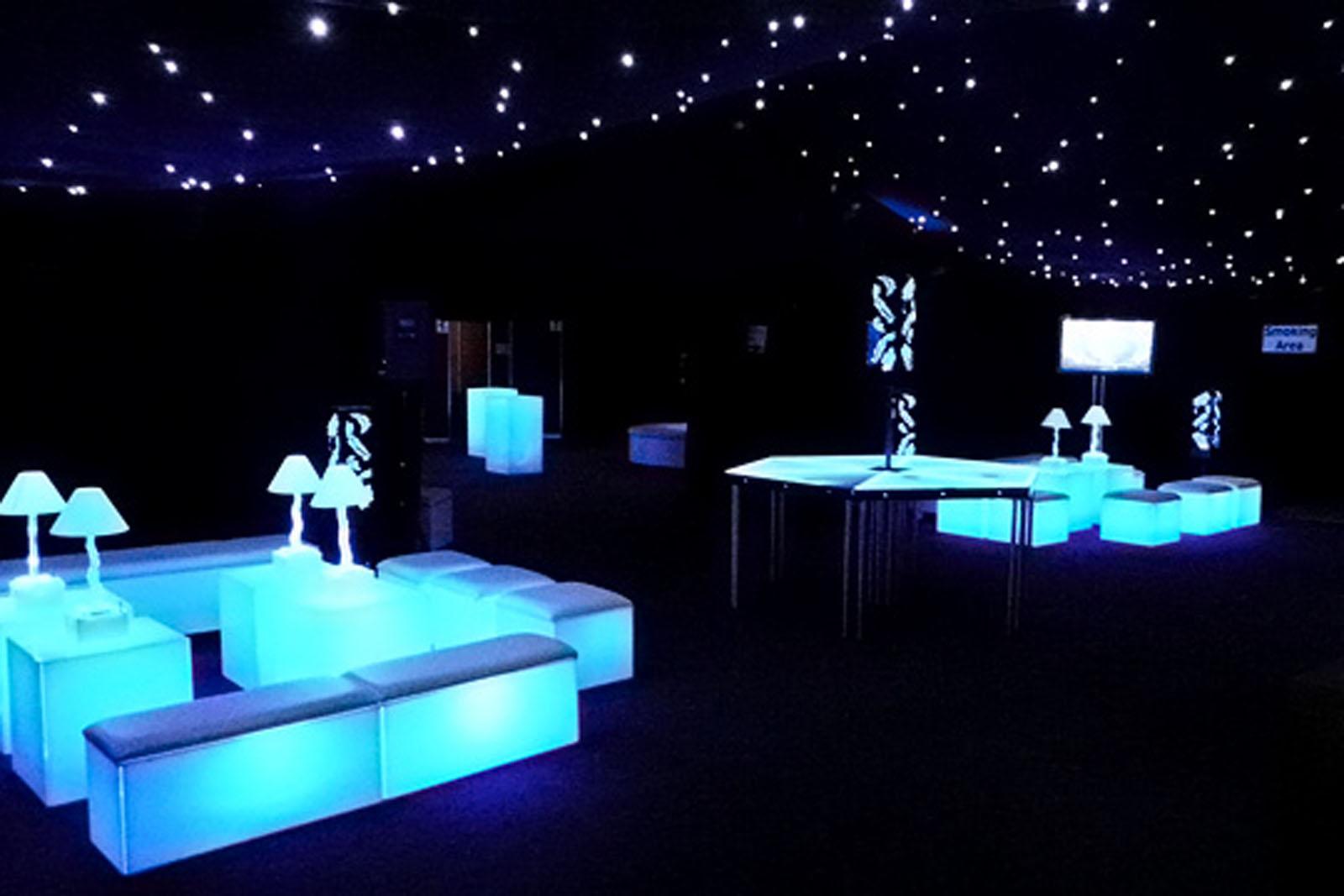 LED Leunge Furniture 2